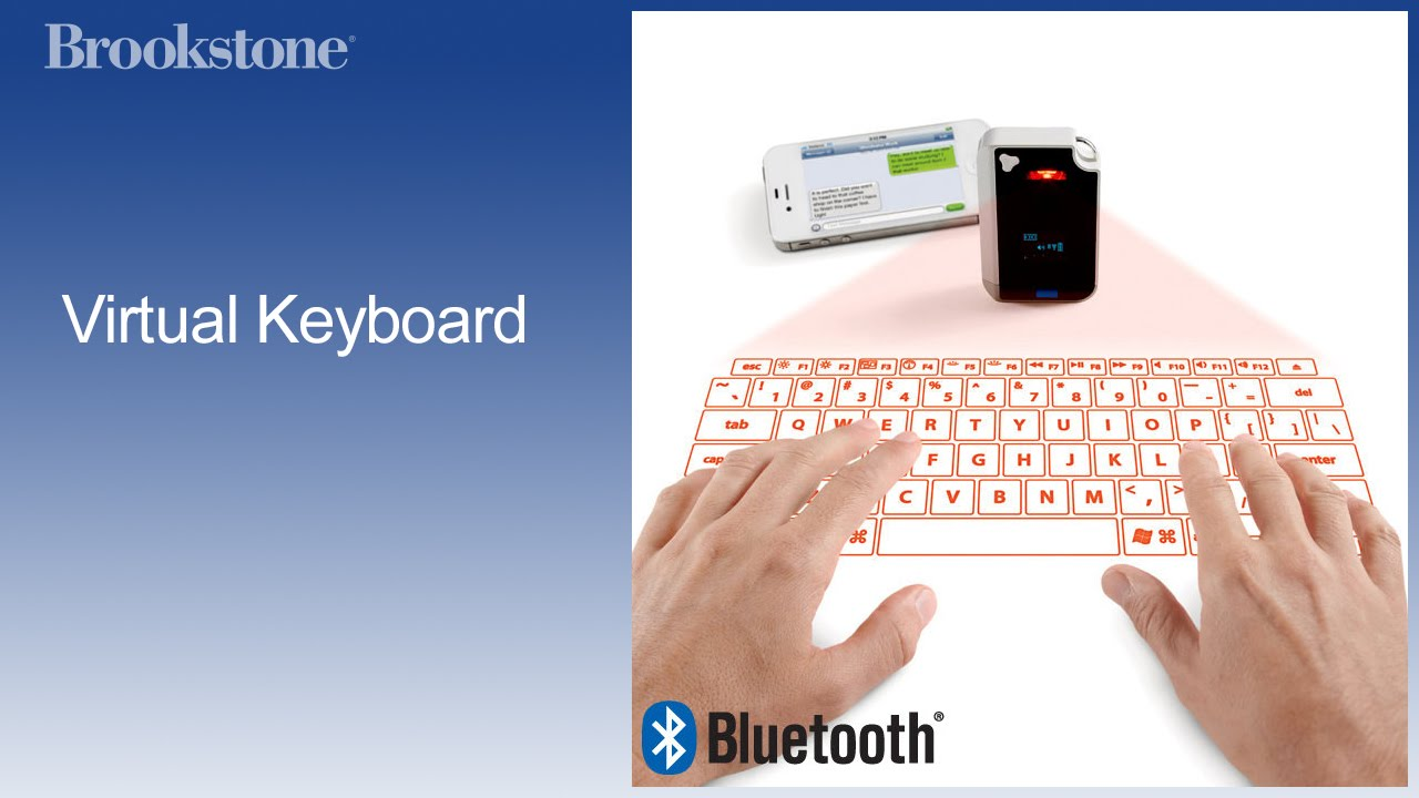 Dissertation report for virtual keyboard