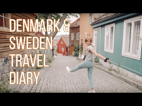 Scandinavia Travel Diary