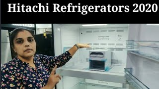 Hitachi refrigerator demo in hindi