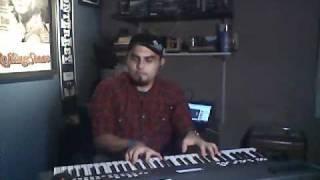 Cualquier forma de amor - Los Claxons - Cover Piano David
