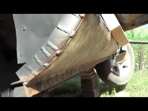 кузовной ремонт продолжается Kia Sportage 1 Grand