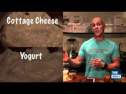 Healthy cooking with David Kirsch