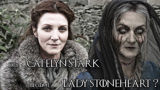Did Catelyn Stark become Lady Stoneheart / Ghost?