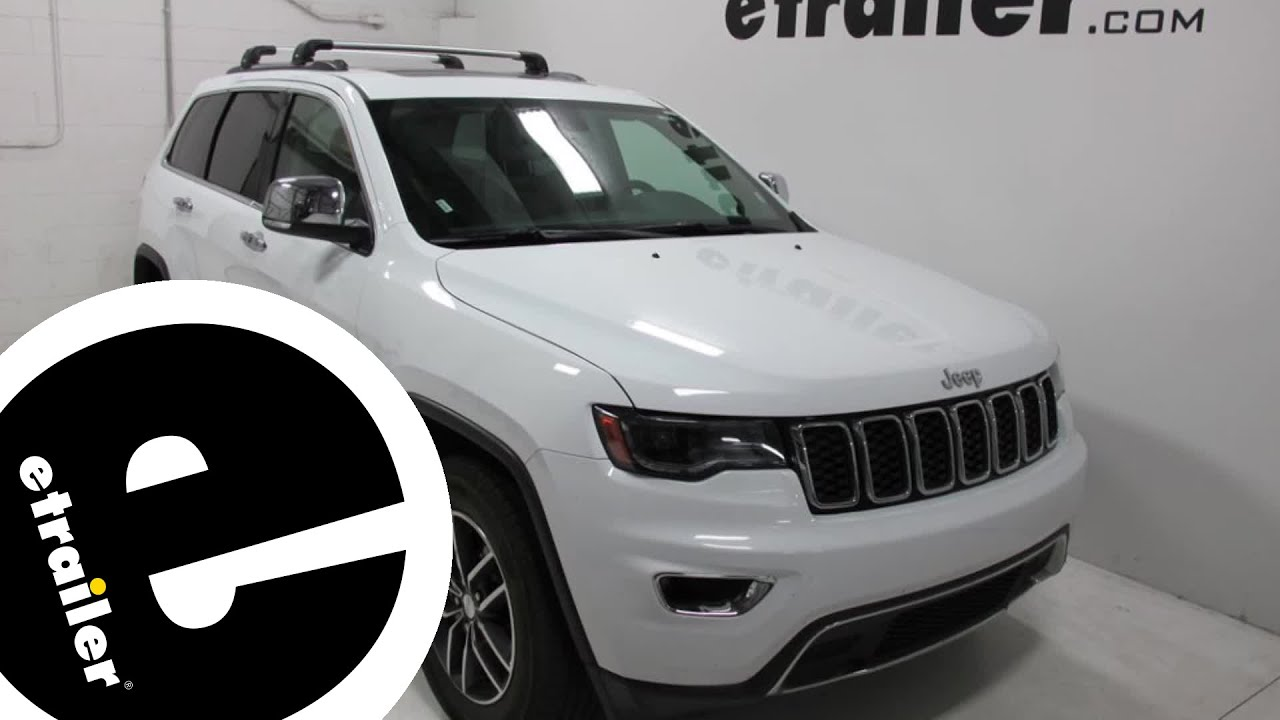 etrailer thule roof rack review 2018 jeep grand cherokee
