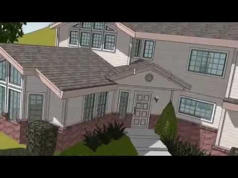 Google sketchup 3d programa dise o para ni os youtube - Diseno de casas 3d ...