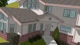 Google SketchUp 3D  programa diseño para niños