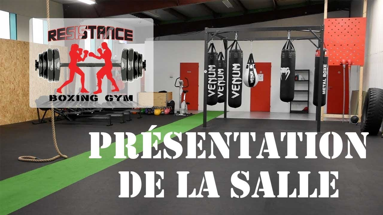 Presentation Resistance Boxing Gym Youtube
