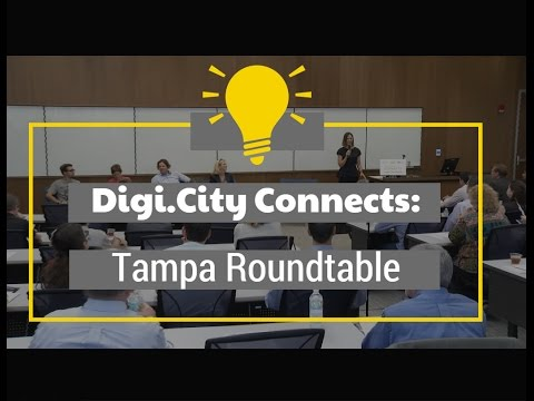 Digi.City Connects: Tampa Roundtable