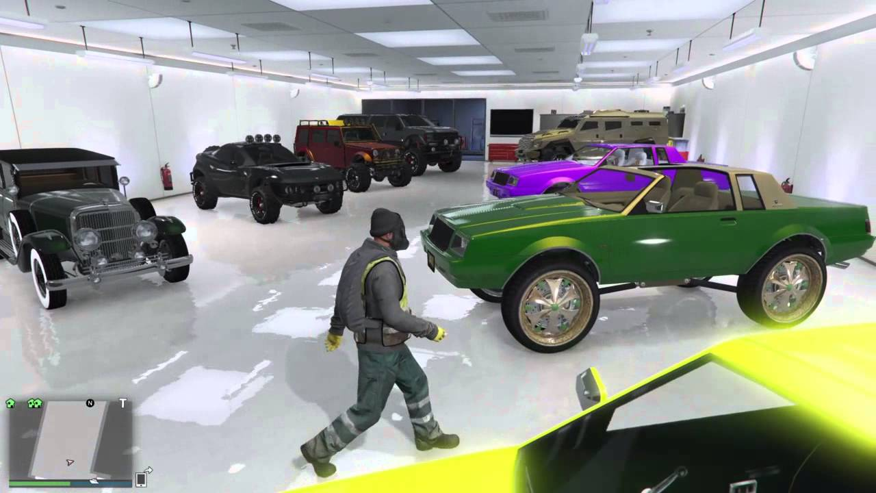 gta 5 online ps4 dlc donk cars garage tours and patriotic tire smoke