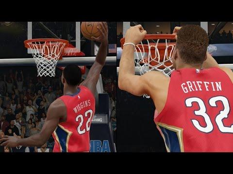 NBA 2K15 MyTeam - All Dunkers Team