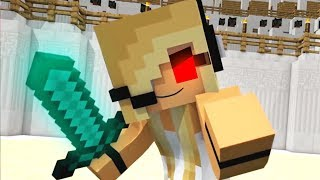 Top Hacker vs PsychoGirl Songs! Best Minecraft Animations #1 (Top Minecraft Songs )