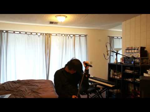 Kamelot - The Fourth Legacy (Vocal Practice) Take #1