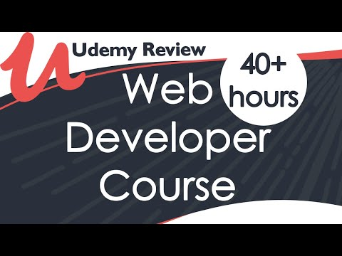 This Web Development Course Is 40+ hours long, should you buy it?