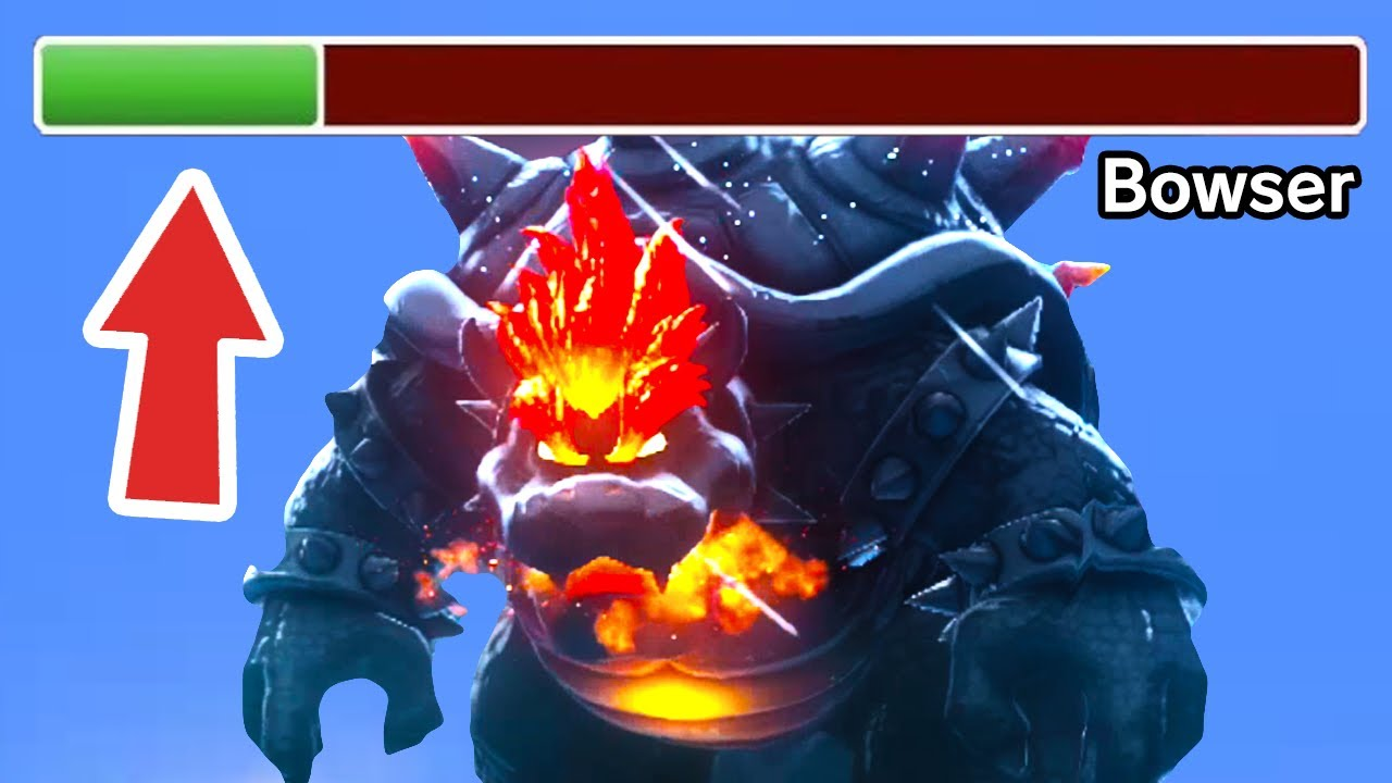 Download What Happens when you Cat Shine Fury Bowser before the Final Boss Fight?