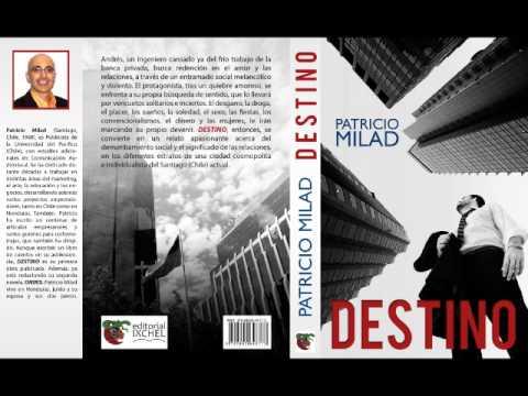 Entrevista radial al escritor chileno Patricio Milad en AMELIE Radio