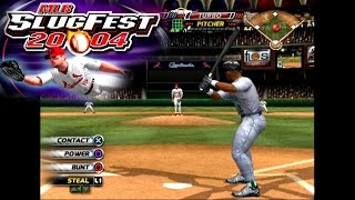 MLB SlugFest 2004 ... (PS2)