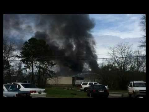 Alabama Sheriff's Office Confirms Explosion at Brent Industries