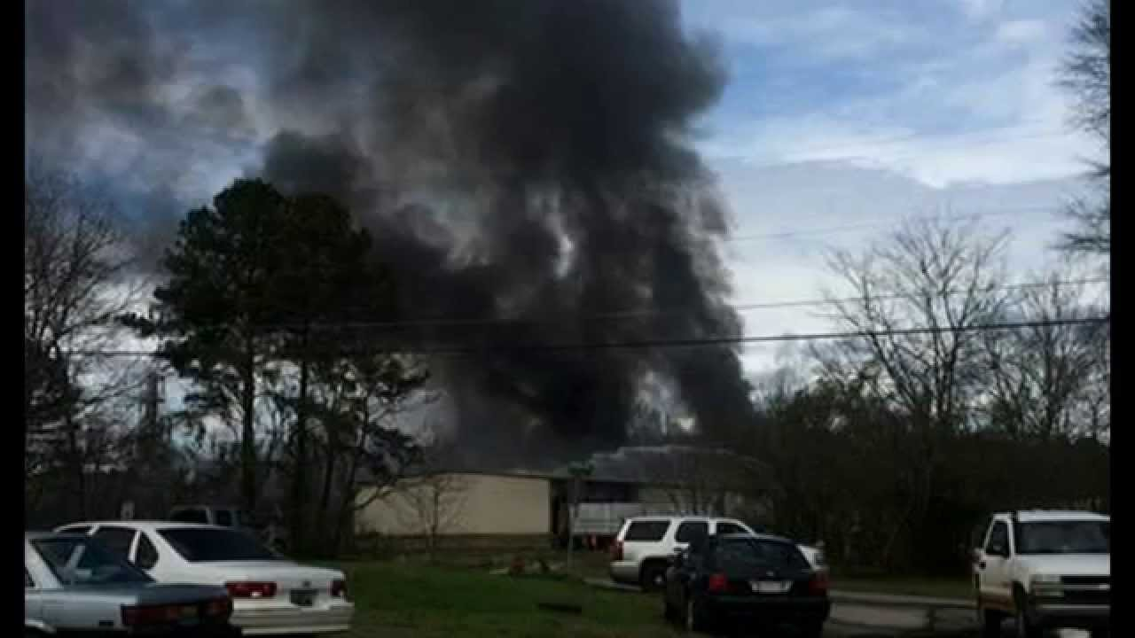 Alabama Sheriff's Office Confirms Explosion at Brent ...