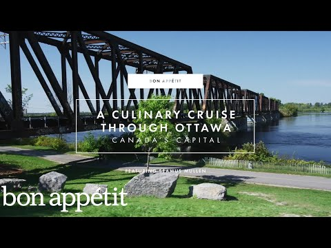 Ottawa Unlocked: Uncover the Culinary Gems of Canada's Capital City With Chef Seamus Mullen
