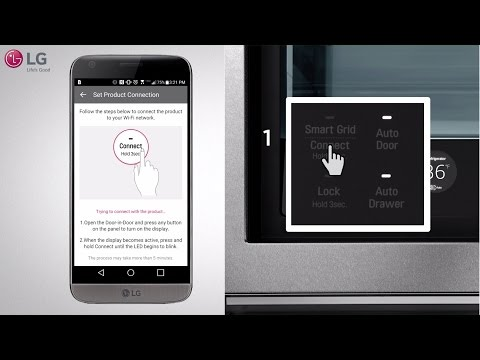 LG Signature Refrigerator - Connect WiFi (SmartThinQ®)