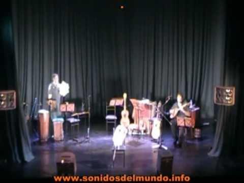 P. Mezzelani - Sonidos del Mundo en Argentina
