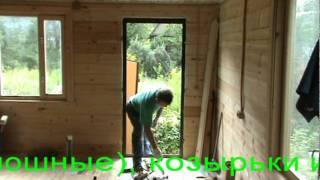 видео Обивка металлической двери, оформление обивки двери рисунком или узором из гвоздей