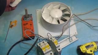 Электропривод воздушной заслонки Belimo CM230-L  Обзор