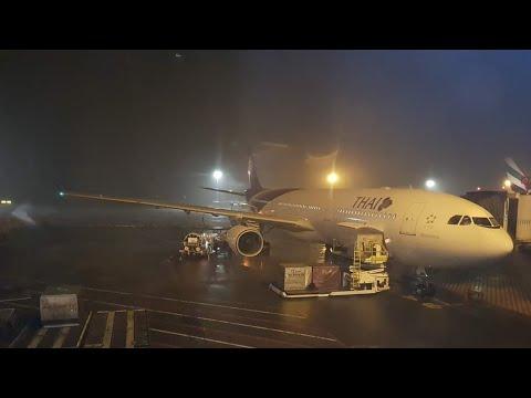 II Dhaka-Bangkok II Thai Airways (TG 340) B777-200