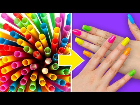23 UNBELIEVABLY EASY HACKS FOR YOUR NAILS AND MANICURE IDEAS