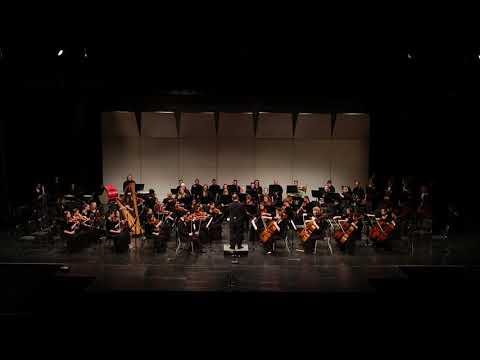 2017 Fall Phil 9, Firebird Suite: Berceuse and Finale (Igor Stravinsky/Merle J. Isaac)
