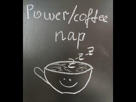 Power/coffee Nap