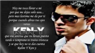 Cuando Te Enamores ♪Letra/Lyrics♪ - Rakim & Ken-Y (Original) ★Reggaeton 2012★