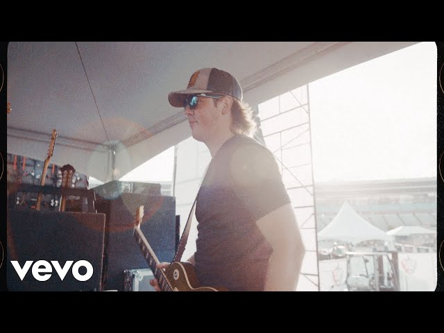 Travis Denning - Jack And Coke (Official Audio Video)