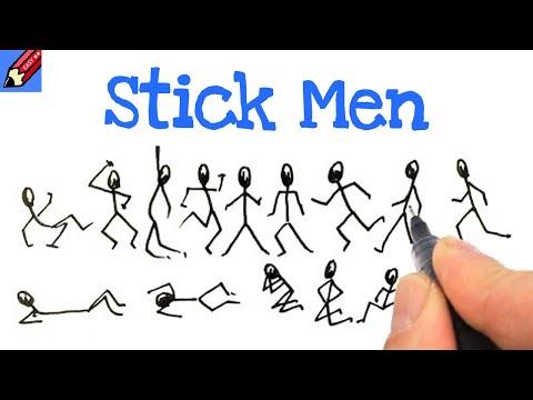 Игра рисовалка Draw a Stickman