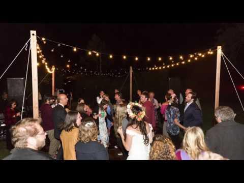 #CampTieAKnot Wedding Band - 4-16-16, Santa Barbara, CA