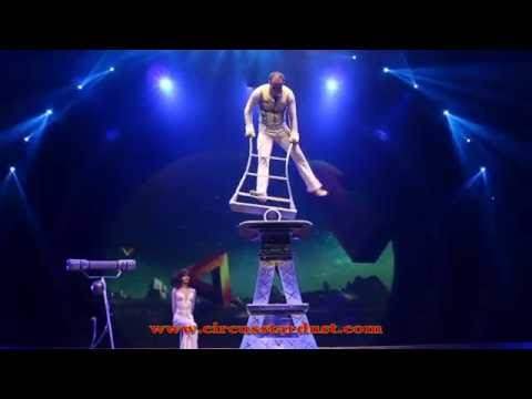 Circus Stardust Entertainment Agency Presents: Rola Rola Act (Artist 00388)