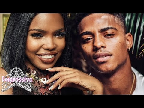 Keith Powers and Ryan Destiny are dating?!   Footage inside