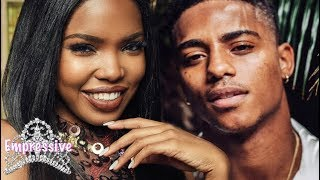 Keith Powers and Ryan Destiny are dating?! | Footage inside