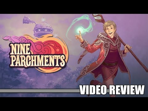 Review: Nine Parchments (PlayStation 4, Switch, Xbox One & PC) - Defunct Games