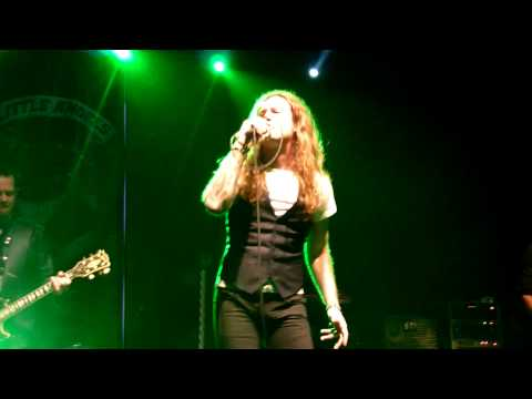 Little Angels - Boneyard (Live - HMV Ritz, Manchester, Dec 2012)