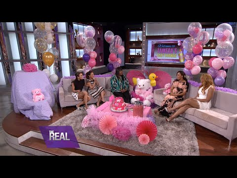 The Hosts Celebrate Tamera's Baby Girl Mp3