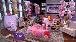 The Hosts Celebrate Tamera's Baby Girl
