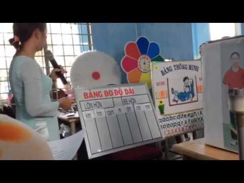 Trường tiểu học Phú Long thi đồ dùng dạy học 2014-2015 khối