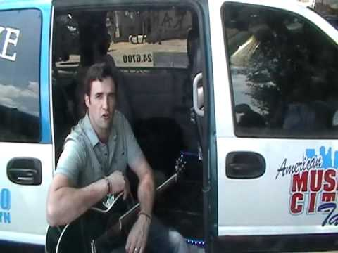Pete Kennedy on Music City Taxi