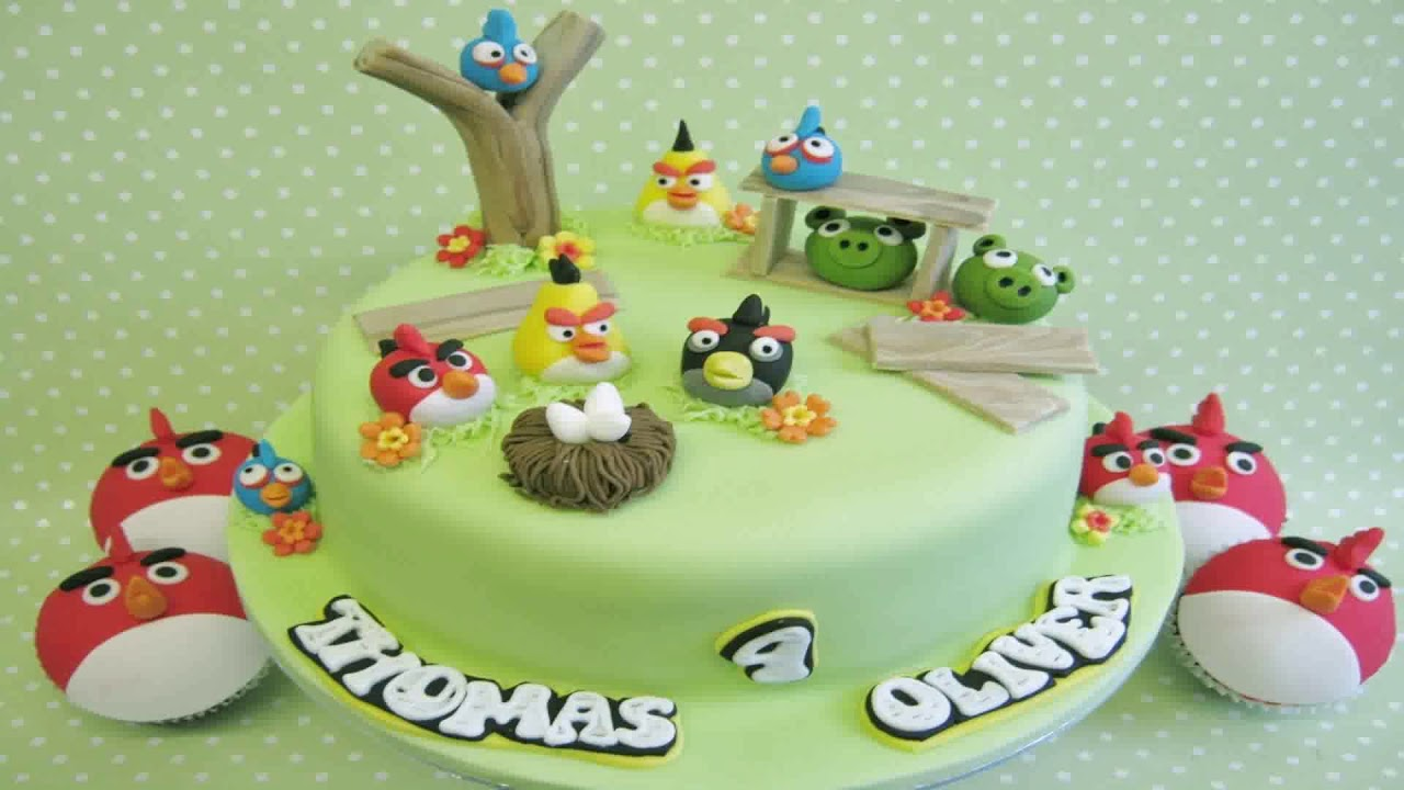 Birthday Cake Ideas For A 1 Year Old Boy