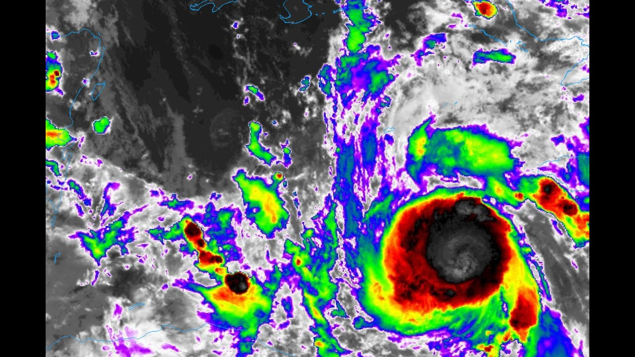 Hurricane Delta track updates: Storm shows signs of ...