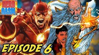 The Flash Season 6 Episode 6 Nerdgasm Breakdown and Easter Eggs