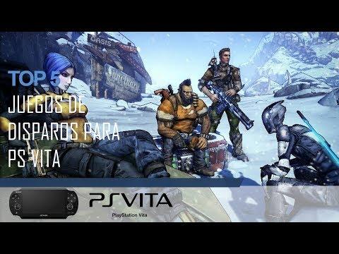 Top 5 Best Ps vita Shooting Games