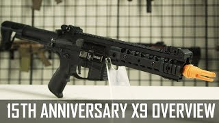 15th Anniversary Edition X9 - Airsoft GI Exclusive
