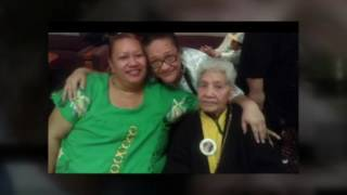 In Loving Memory Of Aunty Sina Sauvao Chang